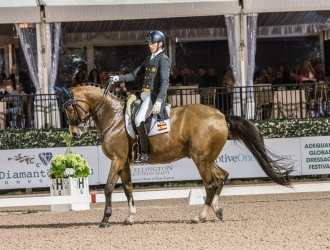AGDF 1 2018: FEI Grand Prix Freestyle CDI-W, presented by Adequan®