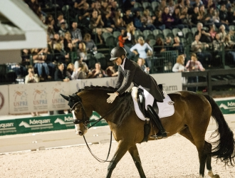 AGDF 5: FEI GRAND PRIX FREESTYLE CDI 5*, PRESENTED BY CaptiveOne Advisors