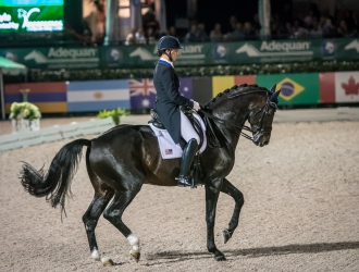 FEI Nations Cup™ Grand Prix Freestyle CDIO3*, presented by Vinceremos Therapeutic Riding Center